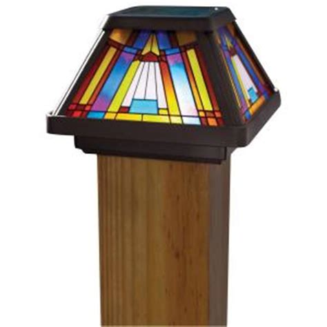 moonrays solar powered led multi color outdoor inglenook