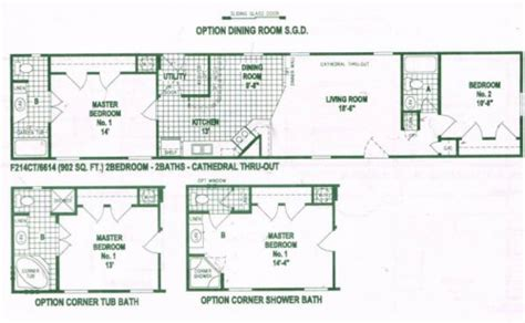 sizes of mobile homes mobile home sizes 20 photos bestofhouse net 41291