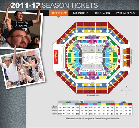 Mba Ticket by 2011 12 Season Tickets Arena Map The Official Site Of