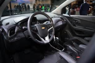 Chevrolet Trax Inside 2017 Chevrolet Trax Look Review Motor Trend