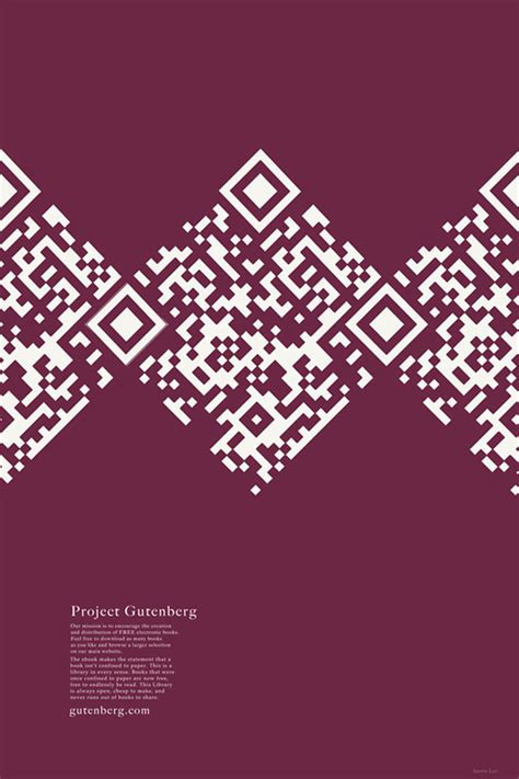 poster design with qr code qr code poster i austin lee