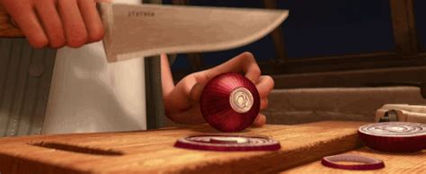 cooking gif onion cooking gif by disney pixar find share on giphy