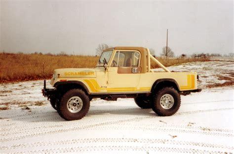 amc jeep scrambler 100 amc jeep scrambler amc rambler scrambler hurst