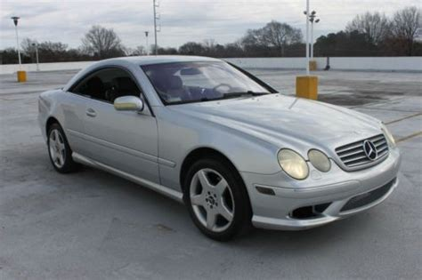 how things work cars 2003 mercedes benz m class electronic throttle control sell used 2003 mercedes benz cl500 amg coupe cl55 cl550 in memphis tennessee united states