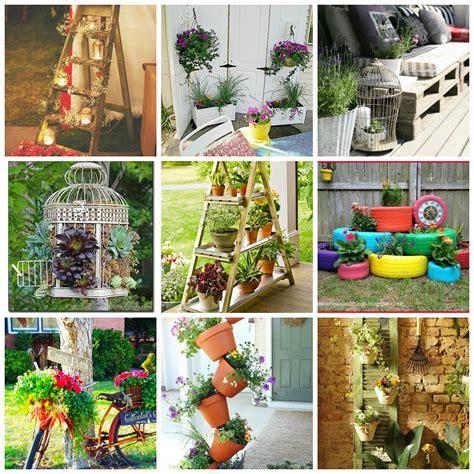 idee per arredare il giardino fai da te idee fai da te per arredare il giardino donneinpink magazine
