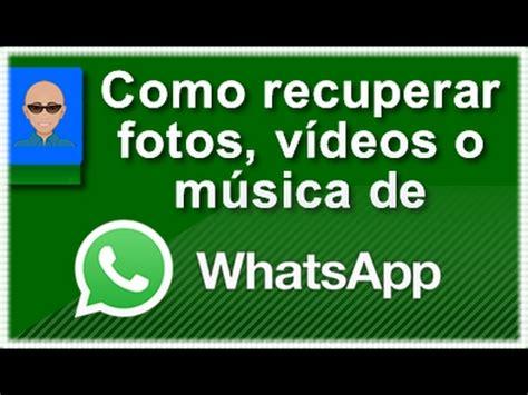 recuperar imagenes antiguas whatsapp c 243 mo recuperar mi historial de chats de whatsapp doovi