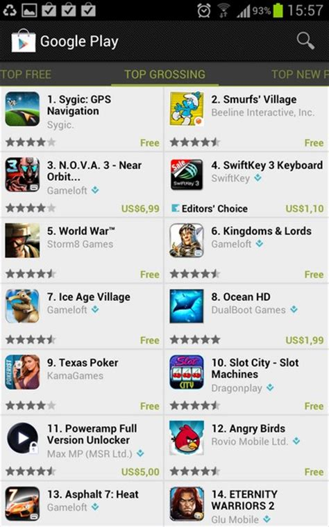 Q1 Top Kode E4493 1 program aplikasi android play store