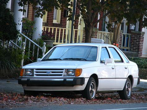 1984 ford tempo overview cargurus ford tempo overview cargurus