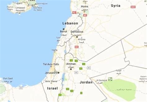 israel google google map bug sparks outrage over removal of palestine