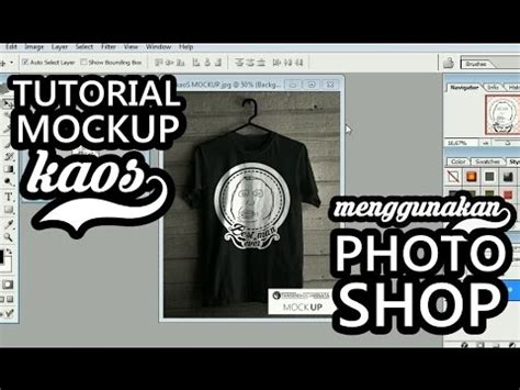 tutorial xcode bahasa indonesia tutorial mockup kaos menggunakan photoshop bahasa