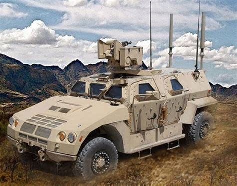 Mbt Lighting by Jltv Valanx Bae Systems Navistar Joint Light Tactical