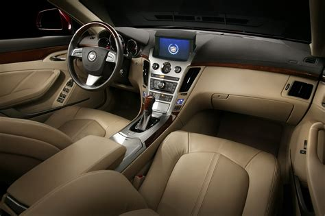 Cadillac Interior by 2013 Cadillac Cts Cts V Pictures And Details Autotribute
