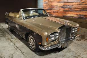 Drop Top Rolls Royce Price Original Near 1 Owner Drop Coupe Quot Dhc