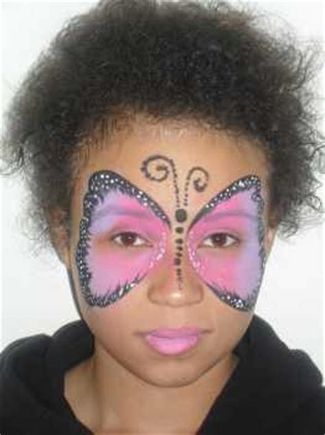 animal face painting face painting examples animal face