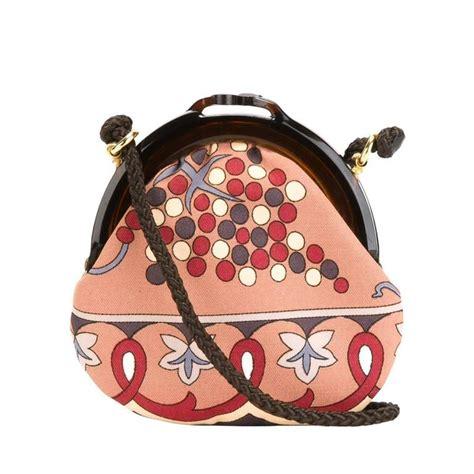 Emilio Pucci Handbag Sale by Emilio Pucci Vintage Pouch Handbag For Sale At 1stdibs