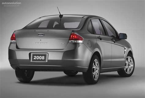 ford focus sedan specs