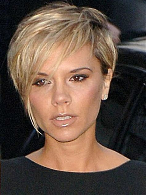 asymetrical short hair styles for older women asymmetrical hairstyles for round faces bing very