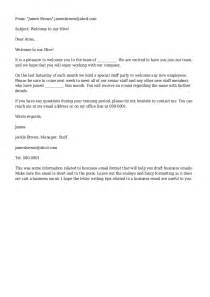 format of business email business email format