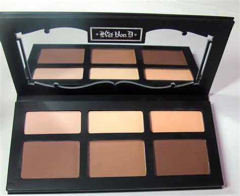kat von d shade light contour palette kat von d shade light contour palette review