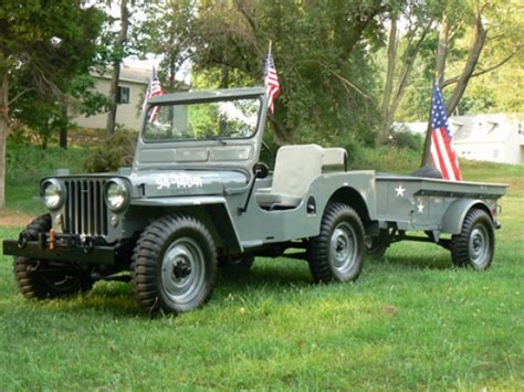 Abernethy Jeep Kaiser Willys Jeep Of The Week 112