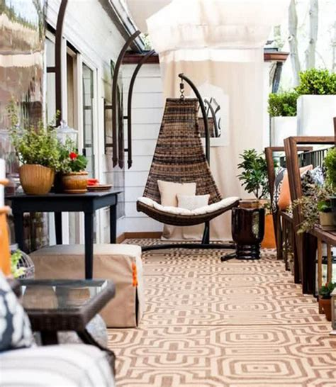 Balcony Furniture Ideas by 10 Most Balcony Ideas Home Design And Interior
