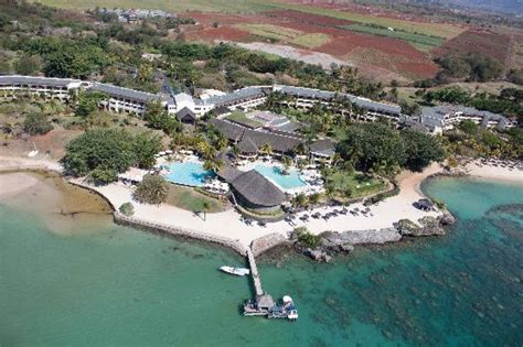Hotel from the air   Picture of Maritim Resort & Spa Mauritius, Balaclava   TripAdvisor