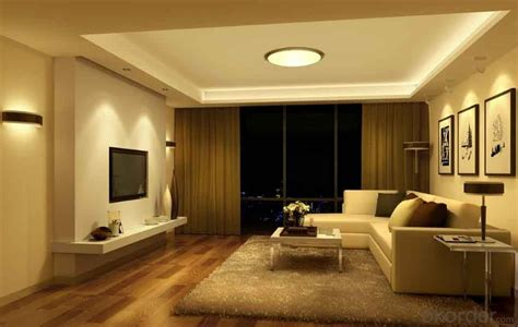 buy interior led lights square  profile surface