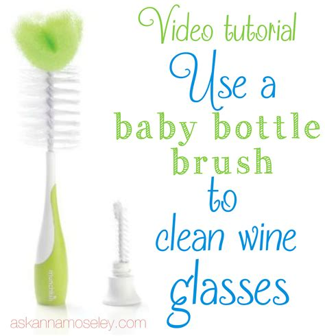 How To Clean Wine From by How To Clean A Wine Glass Tutorial Ask