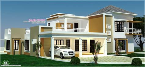 Modern Open Floor Plan by Floor Plan 3d Views And Interiors Of 4 Bedroom Villa