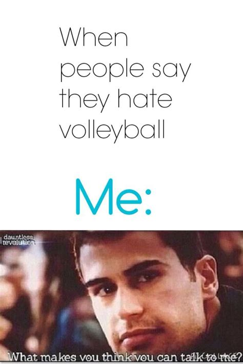 Funny Volleyball Memes - 32 best volleyball memes images on pinterest volleyball