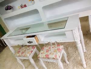 Wholesale manicure table and chair nail salon furniture
