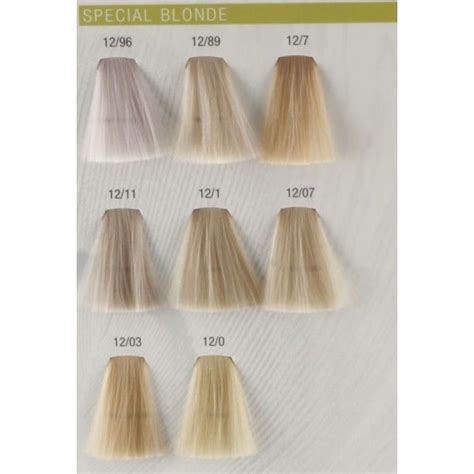 colour chart of the hair colour brand wella koleston wella koleston rich naturals google s 248 gning hair