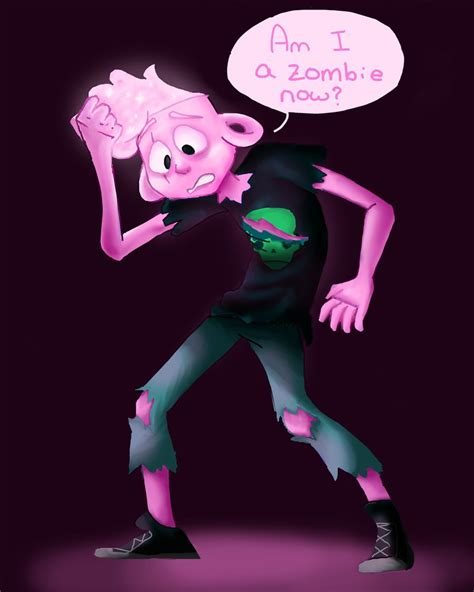 pink zombie wallpaper pink zombie boy by kingvanik on deviantart