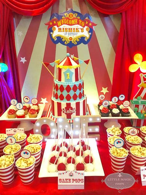 Ideas For Theme - carnival theme birthday ideas carnival birthday
