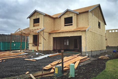new house file pacific wa new house under construction 01 jpg wikimedia commons