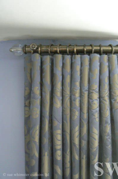 cartridge pleat curtains cartridge pleat curtains sue whimster