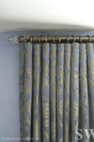 cartridge pleat drapery cartridge pleat curtains sue whimster