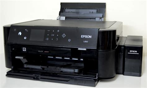 Printer Epson L850 Garansi Resmi epson l850 photo printer review