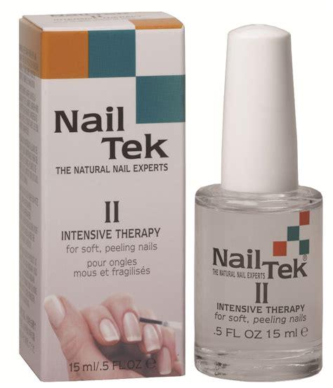 Nail Tek by Intensive Therapy Ii Nail Tek Ekspert Pielęgnacji