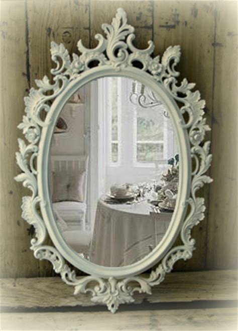 shabby chic bathroom mirror decor ideasdecor ideas