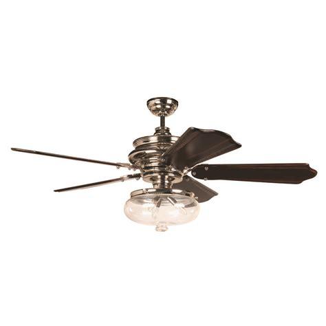 polished nickel ceiling fan craftmade lighting townsend polished nickel ceiling fan