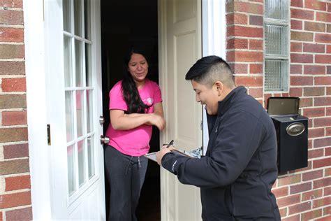 door to door evangelism survey going door to door at the power summit national lgbtq