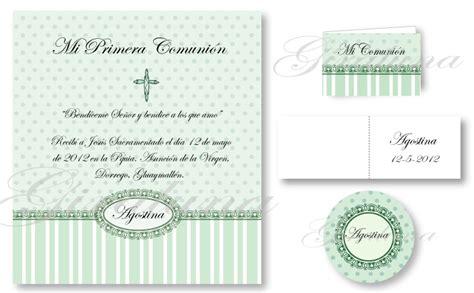 tarjetas de comunion personalizadas para imprimir gratis tarjetas de comuni 243 n invitaciones giraluna