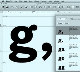 font design software windows type font editor apps typography guru