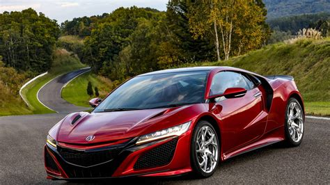 2019 Acura Nsx by Gallery 2019 Acura Nsx In Autoweek