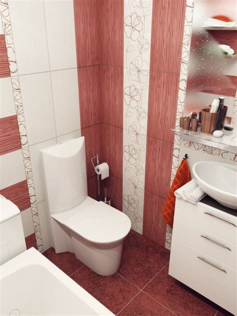 red bathroom designs red white bathroom design interior design ideas