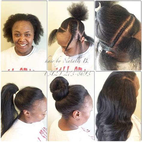 what hair good for sew in ponytail 236 best images about hair styles on pinterest lace