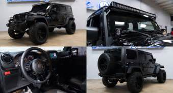 Jeep Rubicon Aftermarket The Murdered Jeep Wrangler Rubicon Rock Is A Favorite