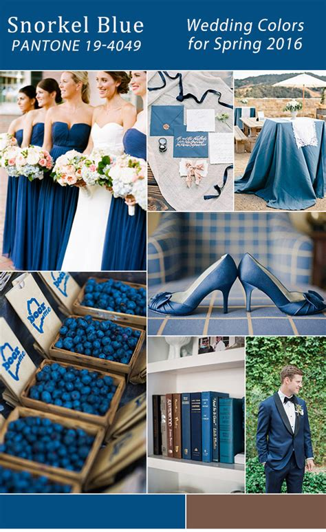 Wedding Ideas 2016 by Top 10 Wedding Colors For 2016 Trends From Pantone