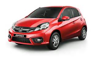 honda brio honda brio gst price in india pics mileage features